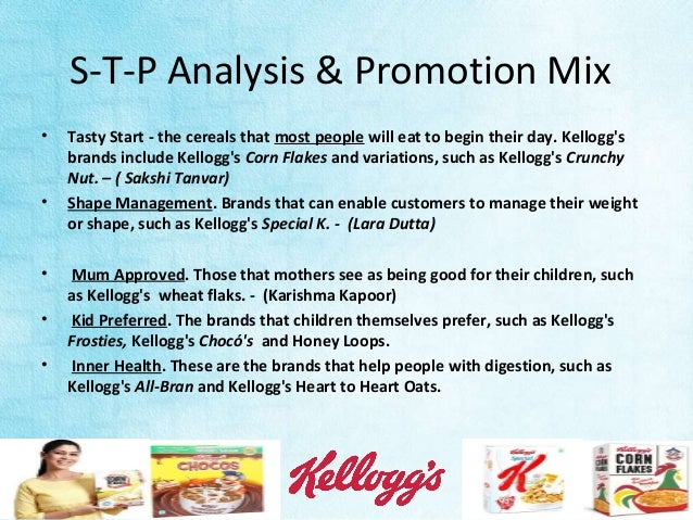 case new product strategy at kellogg Case study introduction the kellogg company is the world's leading producer of kellogg's current cr strategy new product extensions give more choice to.