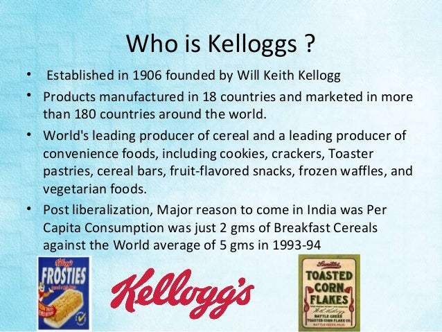 market planning in kellogg's Skilled in key account management, marketing management, customer insight, market planning,  head of traditional trade & emerging market channels at kellogg's.