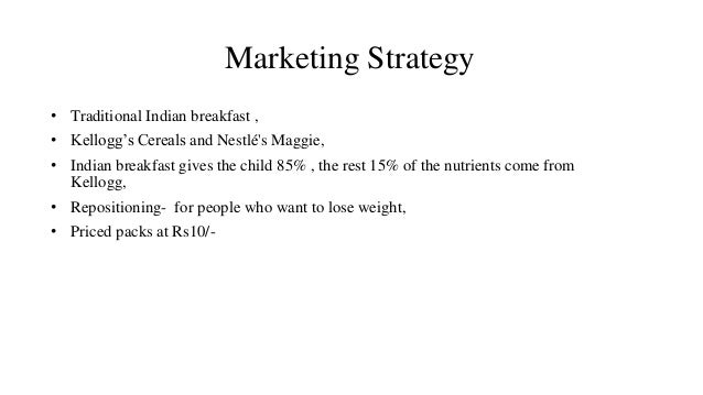 integrated marketing communication strategy for kellogg s special k Integrated marketing communications a strategy that unites the integrated campaign worked well: special k saw growth integrated marketing communications.
