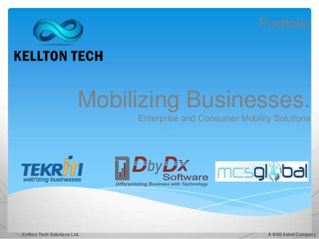Mobility Solutions by Kellton Tech