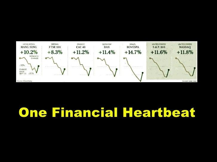 One Financial Heartbeat