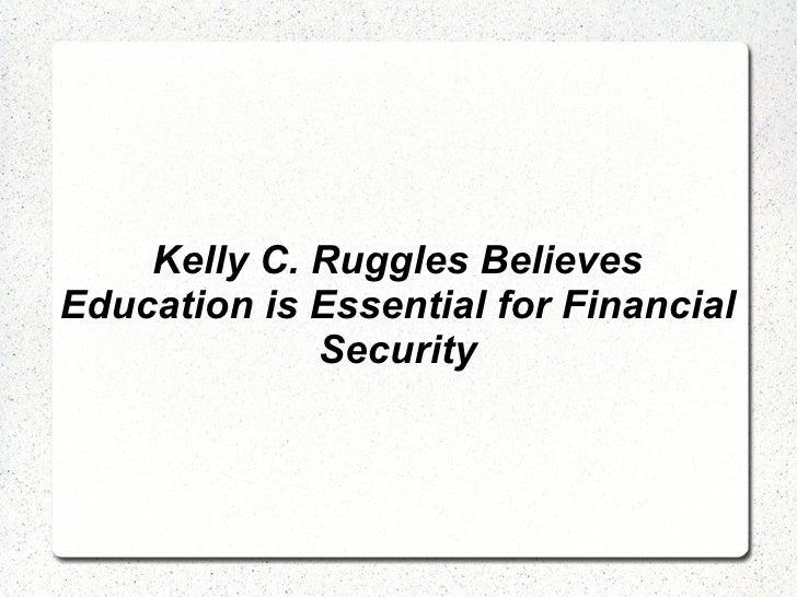 Kelly C. Ruggles