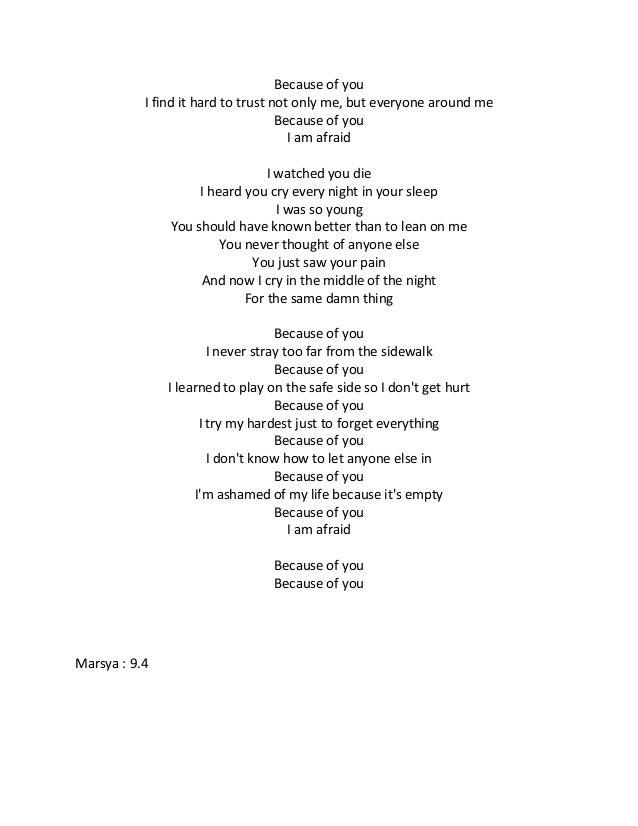 Lyric lean on me with lyrics : Kelly clarkson lyrics