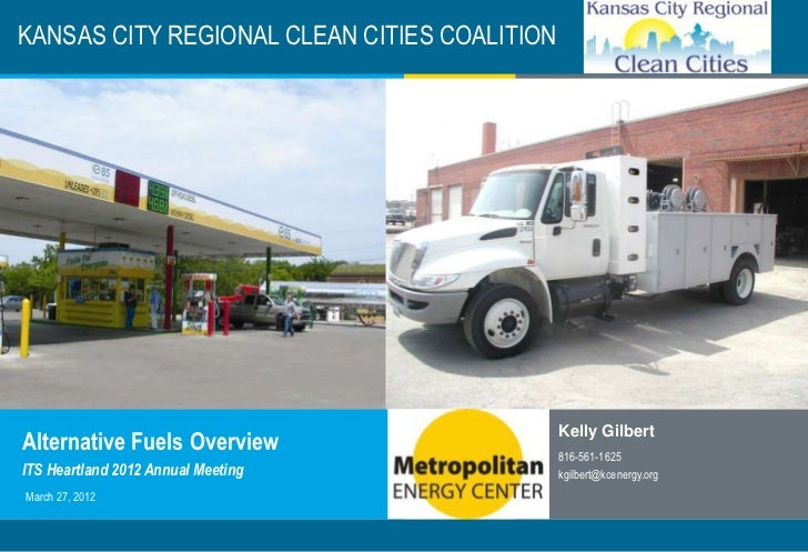 KANSAS CITY REGIONAL CLEAN CITIES COALITION                                              Kelly GilbertAlternative Fuels Ov...