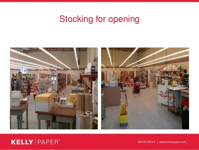 Welcome to Kelly Paper.