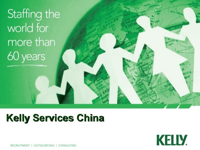 Kelly Services ChinaKelly Services China