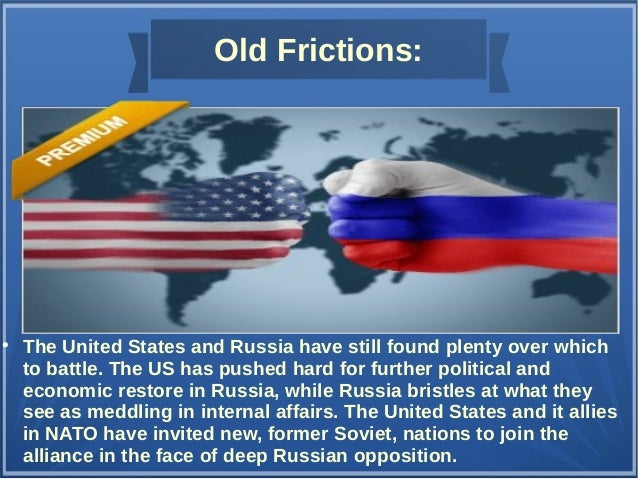 russia and united states relationship today