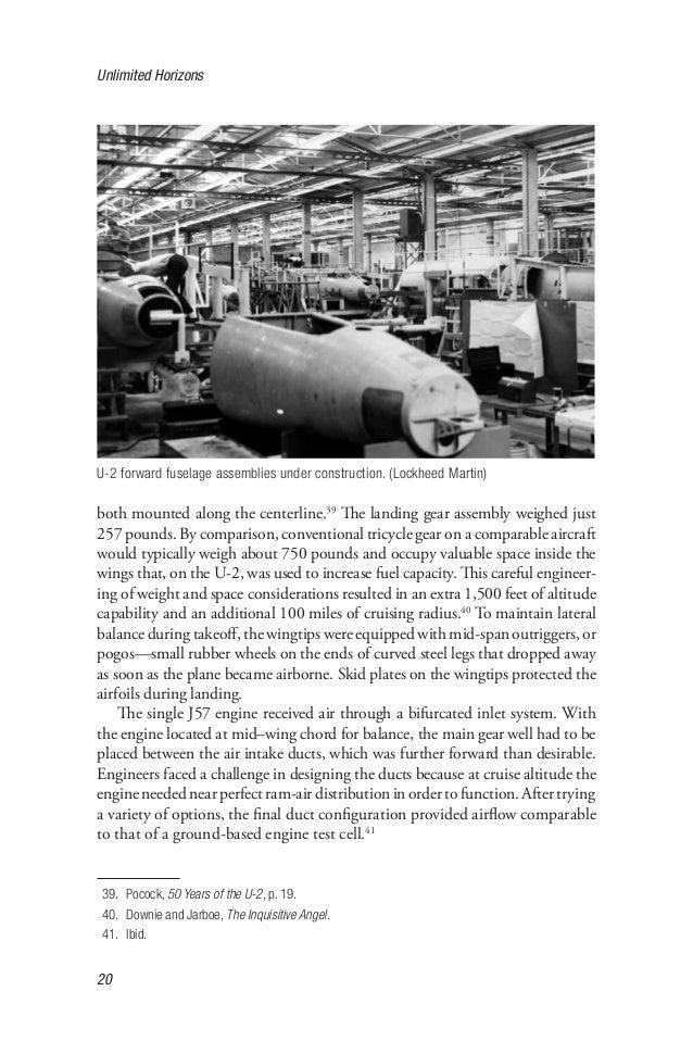 Lockheed Martin 29 Designing For High Flight