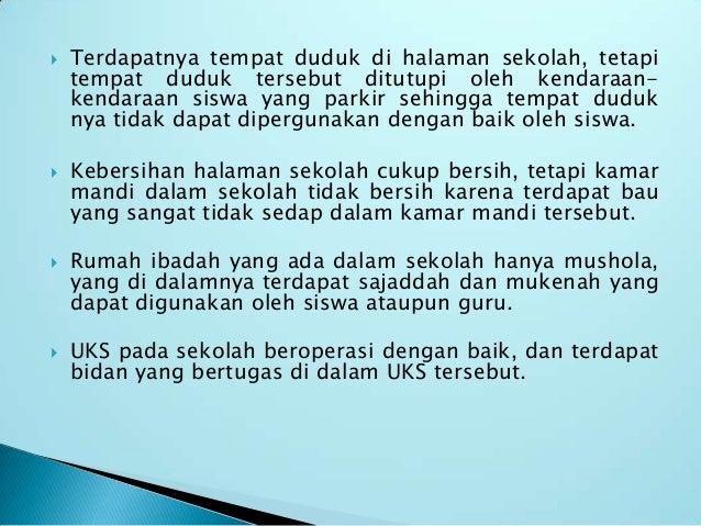 Slide Observasi Pada Sekolah Sma Kemala Bhayangkari I Medan