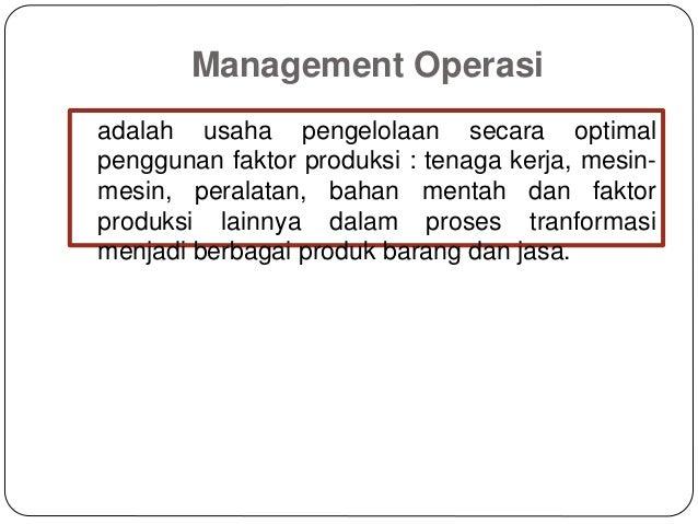 4 Strategi Dalam SCM (Supply Chain Management)