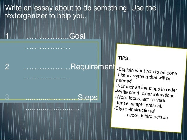 eslflow process essay Basic guide to essay writing - tripodcoma step-by-step guide to writing a basic essay, along with links to other essay-writing resources kathy livingstonleo.