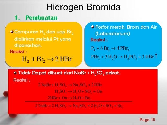 Senyawa Brom