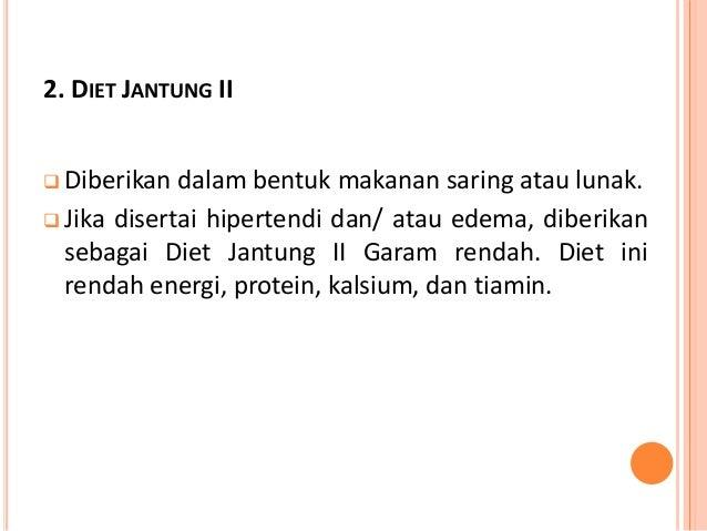 Konsep Diet Untuk Orang Sakit d4