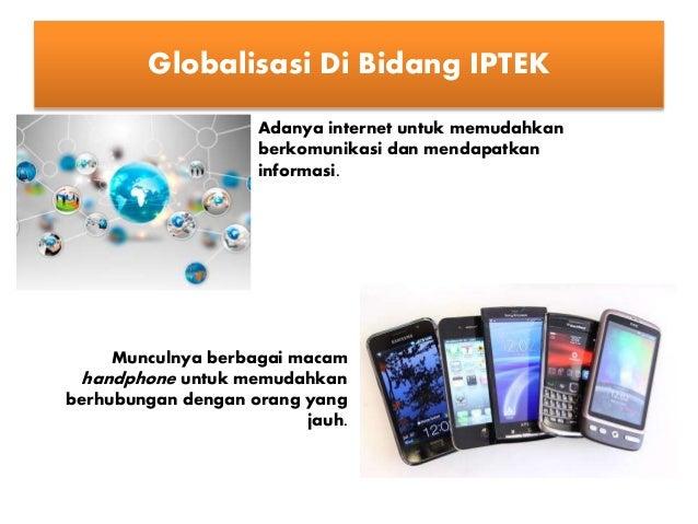 Contoh Globalisasi Di Bidang Teknologi Dan Informasi ...