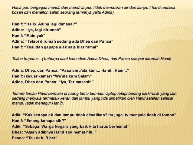 Contoh Teks Prosedur Pendek Contoh Dara