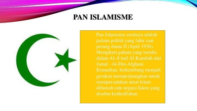 Kelompok 5 Pan Islamisme