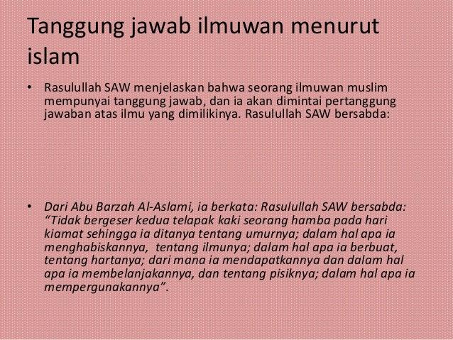 TANGGUNG JAWAB DALAM ISLAM EPUB