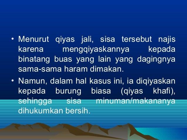Bahan Tugas Kelompok 6 Ushul Fiqh Ekonomi Islam