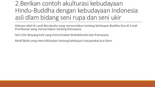 Kelompok 6 Sejarah Bab 2 Akulturasi Kebudayaan Nusantara Hindu Buddha