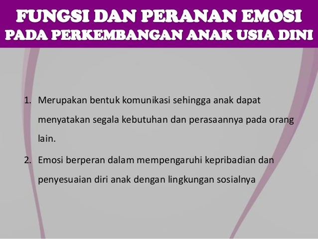 Perkembangan Sosial dan Emosi Anak Usia 7-11 Tahun ...