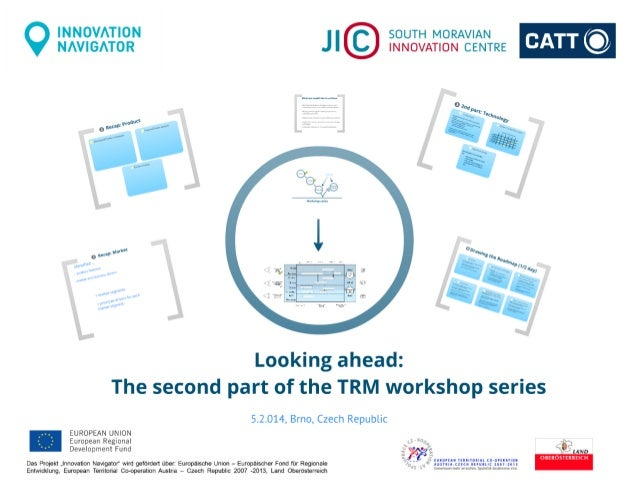 Keltsch: Looking ahead: The second part of TRM workshop series