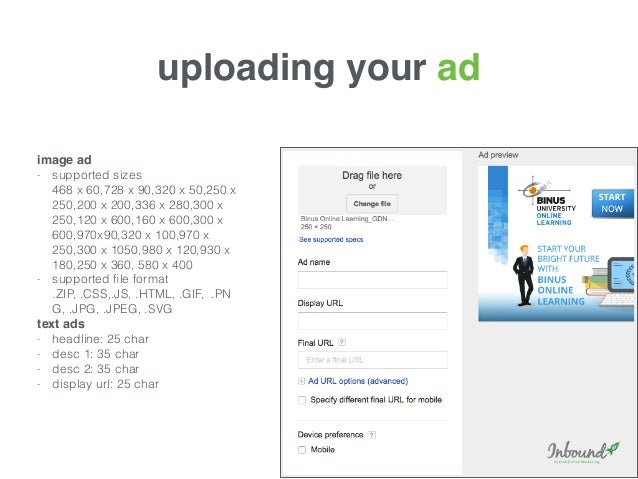 Google Display Network, Video Ads & YouTube Content Creator