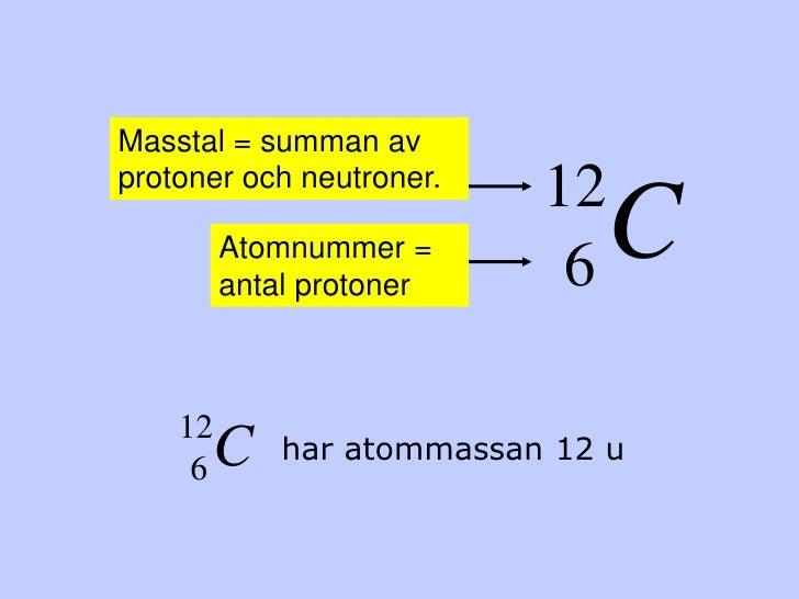 Kemiska beräkningar Slide 3