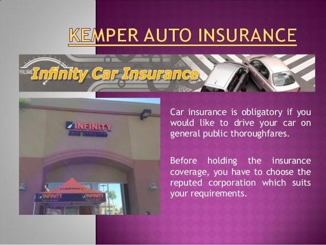 Kemper Car Insurance >> Kemper Auto Insurance