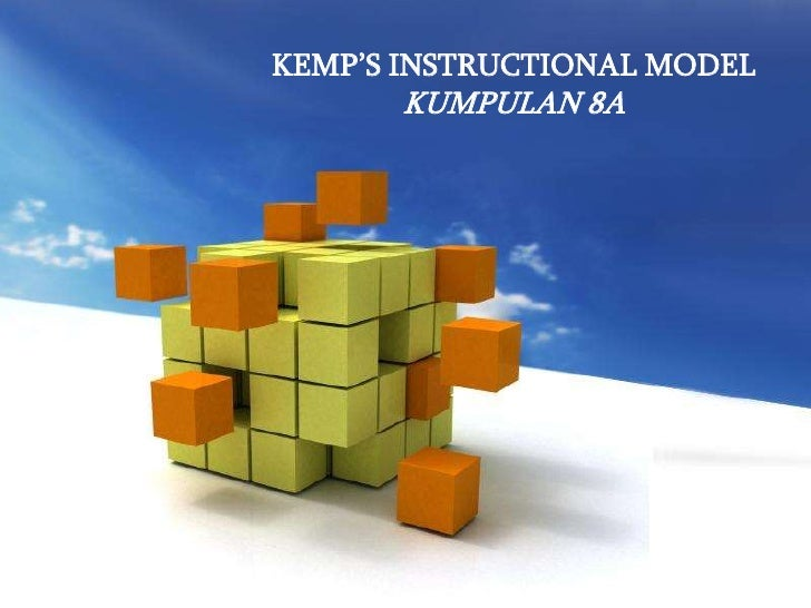 KEMP'S INSTRUCTIONAL MODEL          KUMPULAN 8A Free Powerpoint Templates                             Page 1