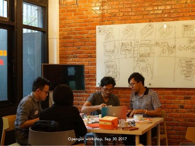 Uji prototipe tersebut ke pengguna Eksperimentasi3 3 prinsip dasar design thinking Hindari menguji prototipe ke rekan