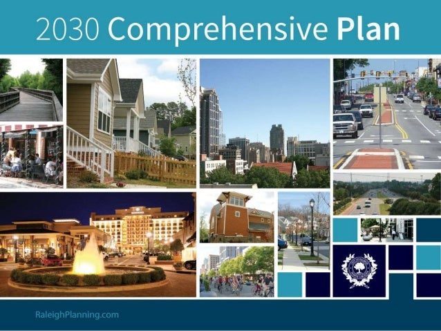 Outline • Raleigh's outlook in 2006 • Setting the stage • Creating a vision & plan • Plan overview • Implementation & resu...