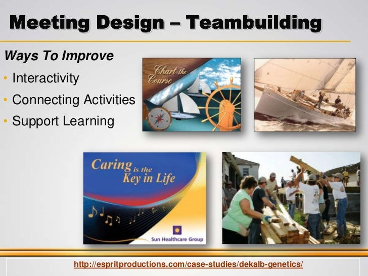Creating Exceptional Learning Experiences