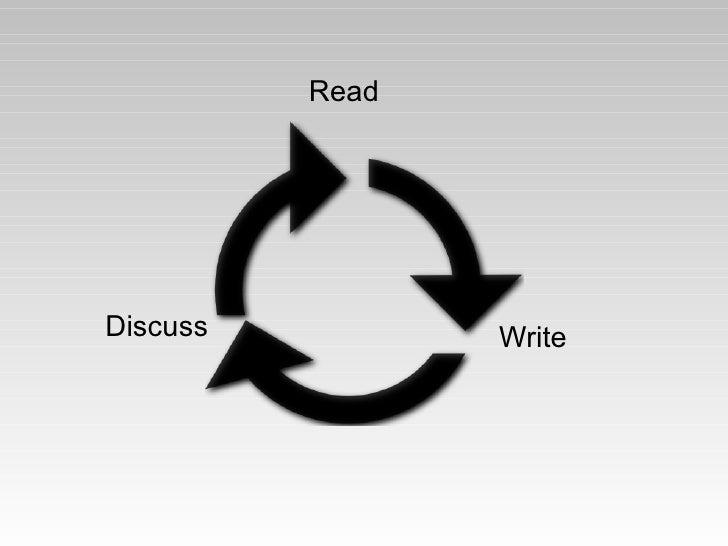 Discuss Read Write