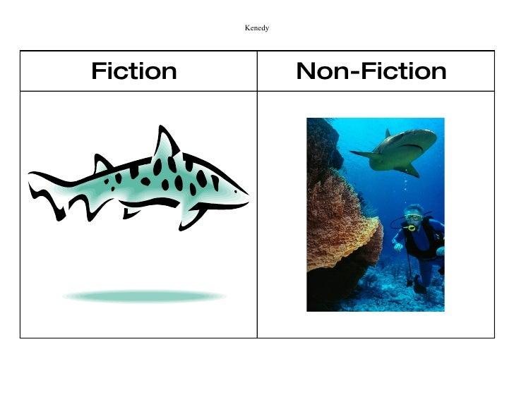 Kenedy     Fiction            Non-Fiction