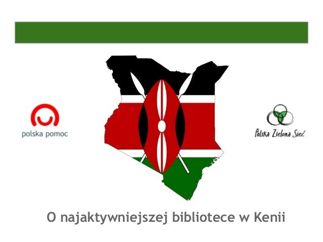 O najaktywniejszej bibliotece w Kenii