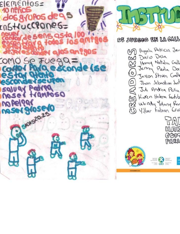NOVIEMBRE 2010   SECRETARÍA DE INTEGRACIÓN SOCIAL