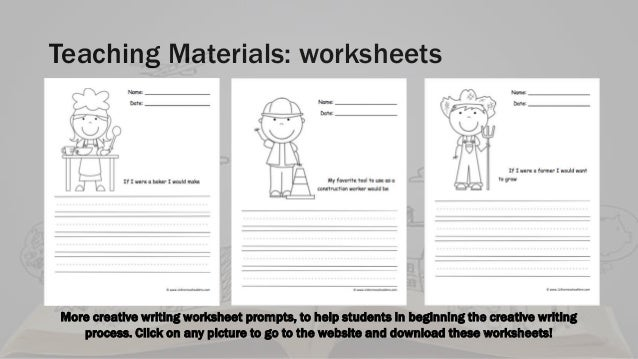 Kennedy Allison Creative Writing – Writing Process Worksheet