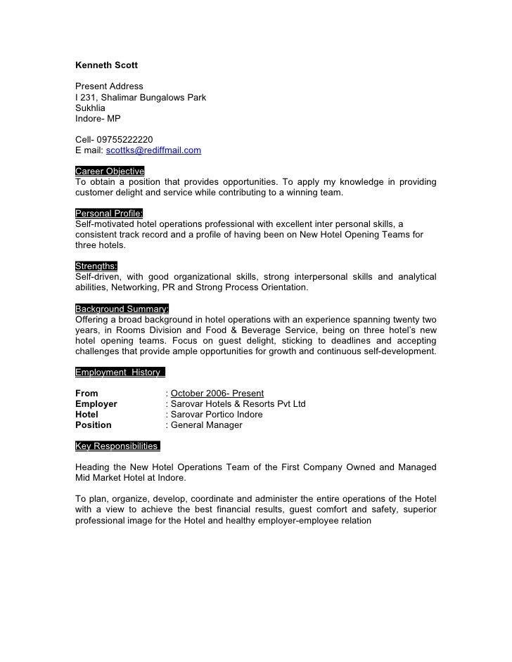 Kenneth ScottPresent AddressI 231, Shalimar Bungalows ParkSukhliaIndore- MPCell- 09755222220E mail: scottks@rediffmail.com...