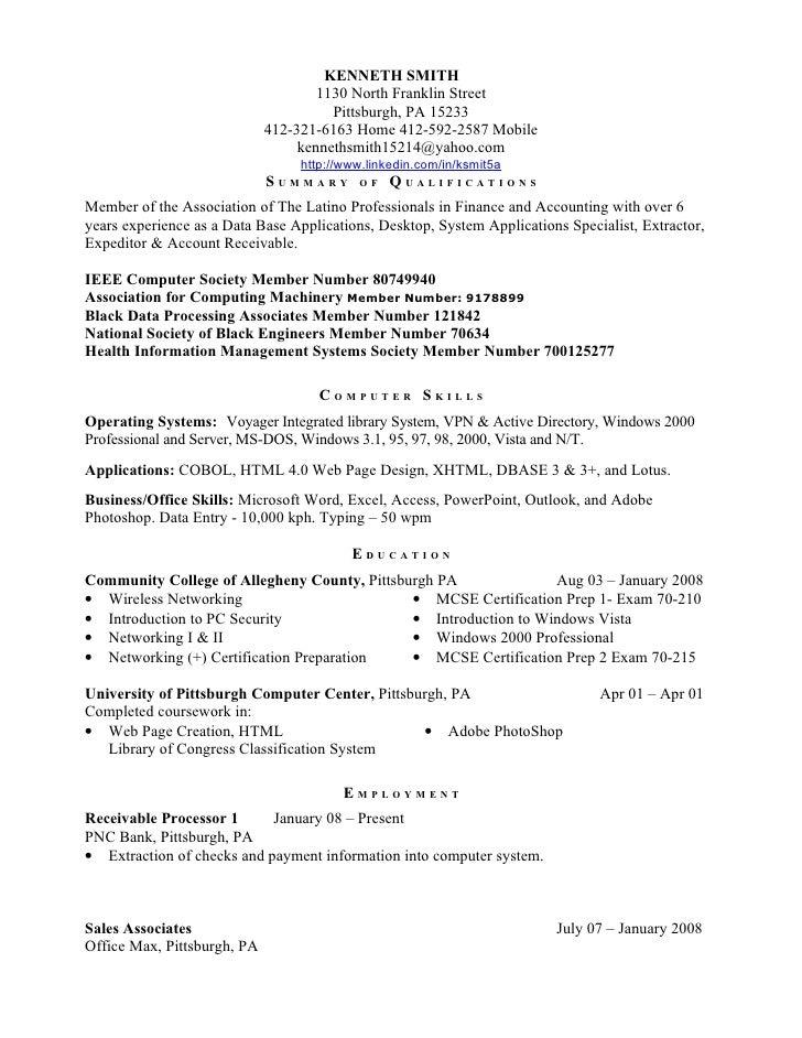 Mit phd resume