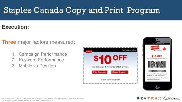 staples print shop canada august 2018 deals