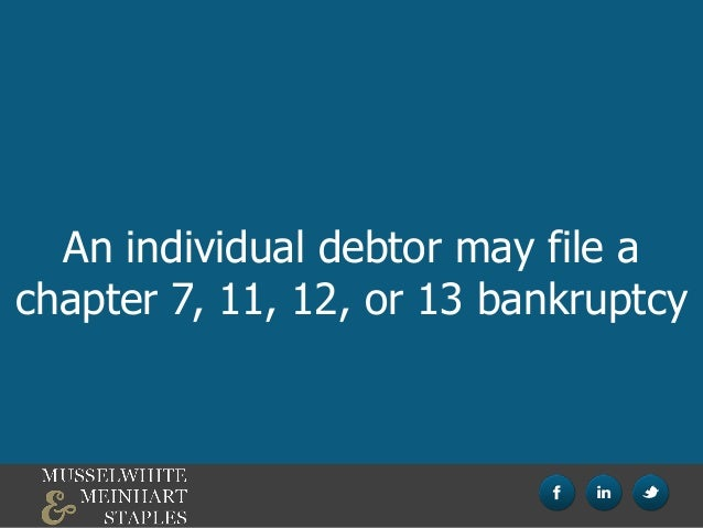 reviewing the basics ch 13 Chapter 13 also involves appointing a trustee, while with chapter 11, this is  optional and not usually done the trustee's role includes reviewing the  bankruptcy.