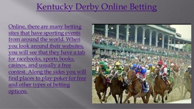 Free Kentucky Derby Betting Online   Race Profile