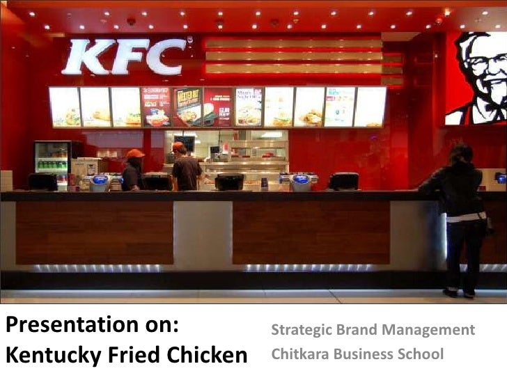 research proposal of kfc fast food market