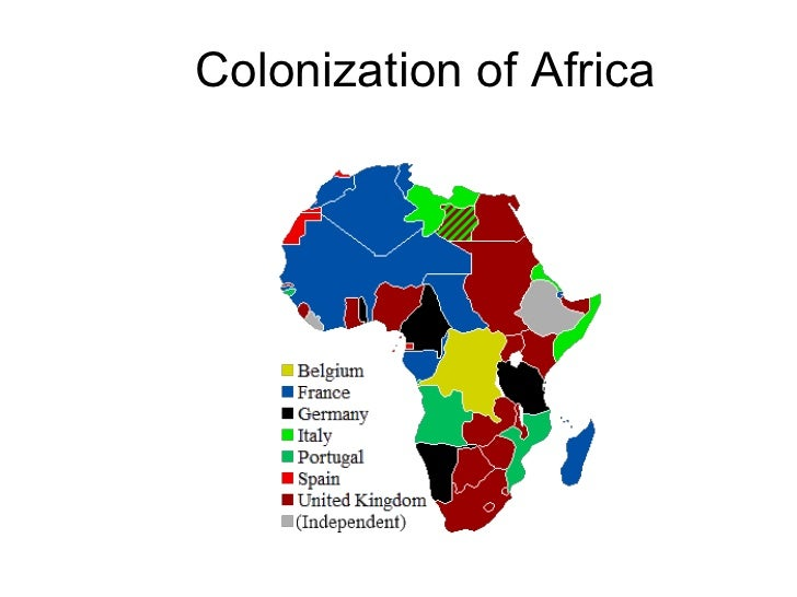 colonization in kenya The indigenous people of africa were continuously oppressed colonialism affected kenya politically, socially and economically.