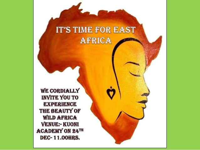 WHAT EAST AFRICA OFFERS• Eastern Africa is a home to safari, since this is  where the African savannah is at its best & th...