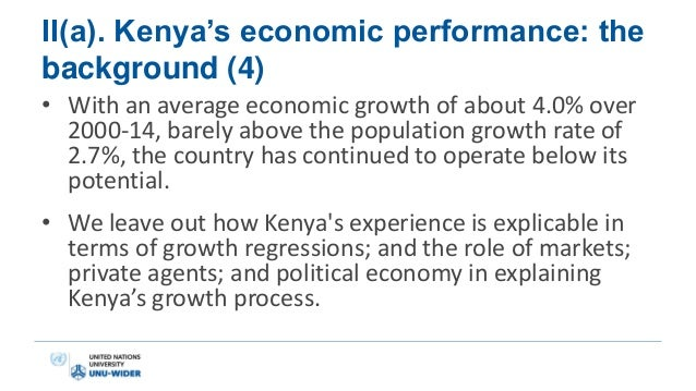 an analysis of the country of kenya Agriculture is a major employer and the country traditionally exports tea and coffee, and more recently fresh flowers to europe  know more kenya swot analysis .