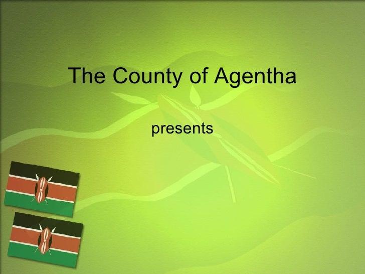 Kenya flag powerpoint presentation ppt template kenya flag powerpoint presentation ppt template the county of agentha presents toneelgroepblik Choice Image