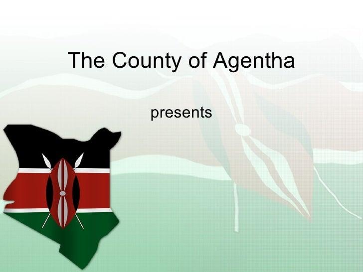 Kenya Map Powerpoint Presentation Template Map Powerpoint Template