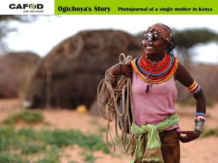 Ogichoya's Story Photojournal of a single mother in Kenya