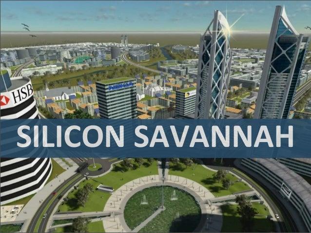 Resultado de imagen para Silicon Savannah de Nairobi
